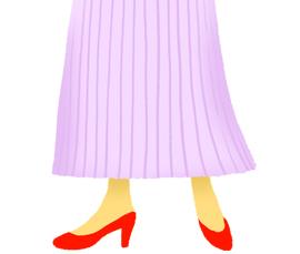 【豆知識】スラックス・学生服・プリーツスカートの消えない折り目には